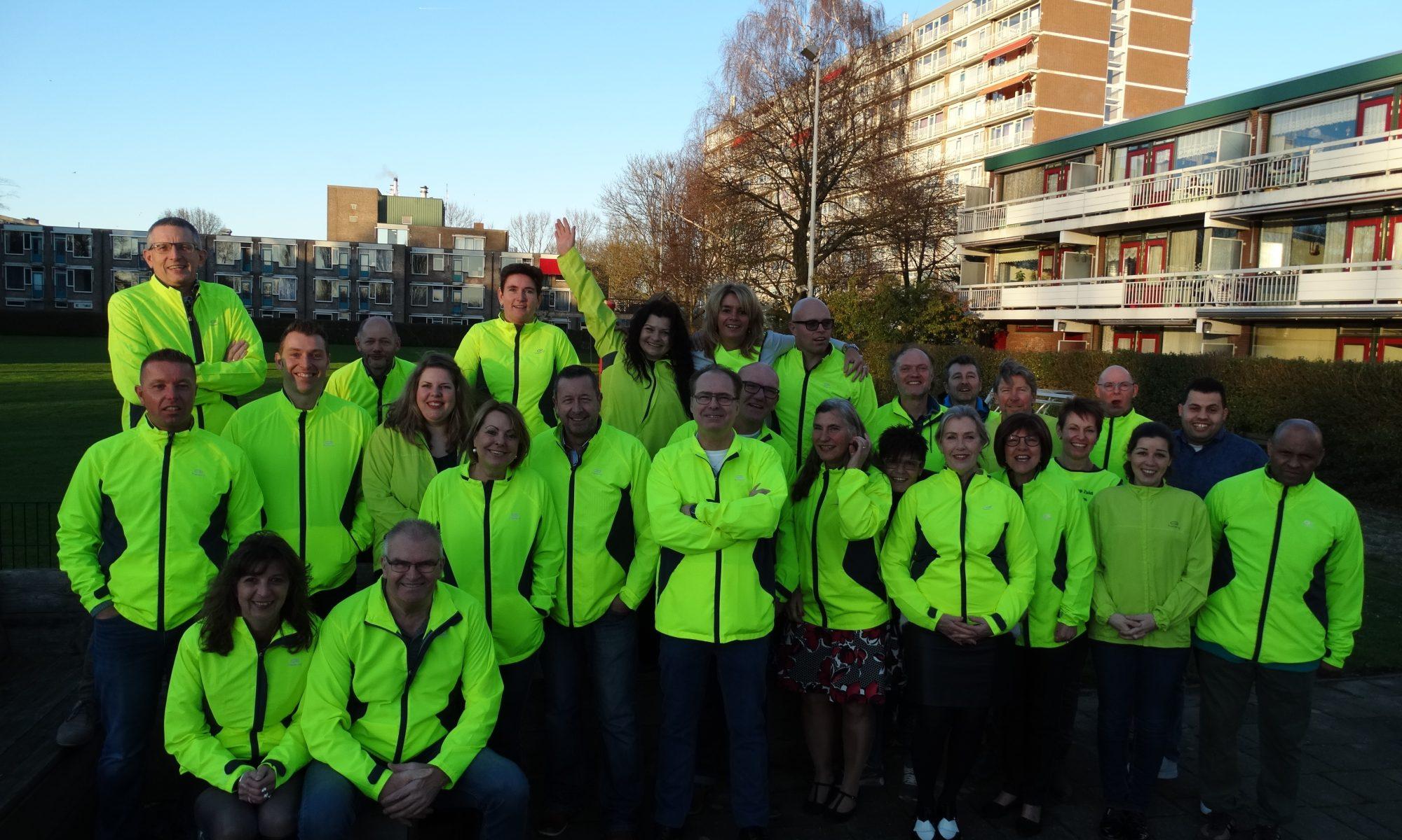 Loopgroep Zuid - hardlopers in Rotterdam